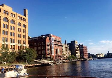 Historic Milwaukee Boat Tour
