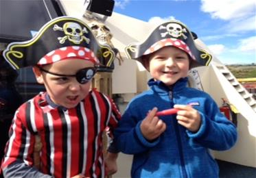 Kids Pirate Cruise