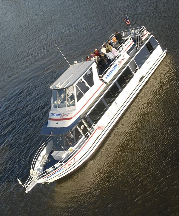 Edelweiss Boat Tours In Milwaukee