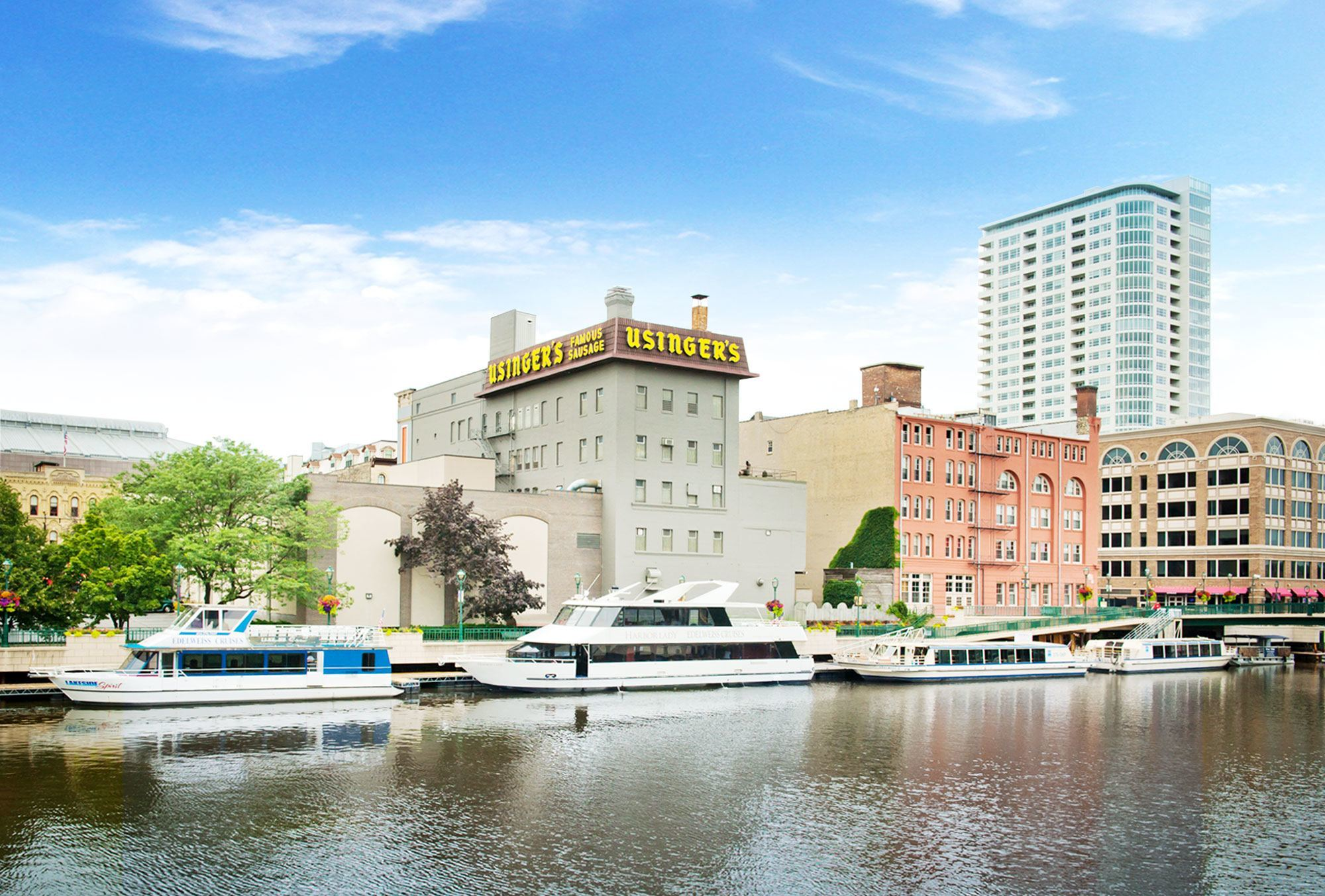 Edelweiss Boat Tours Edelweiss Cruises Milwaukee